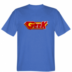 Футболка Super Geek