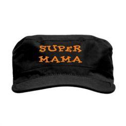 Кепка мілітарі Супер мама