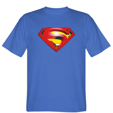 Футболка Superman Emblem