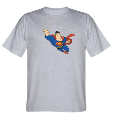 Футболка супермен мульт