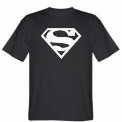 Футболка Superman однокольоровий