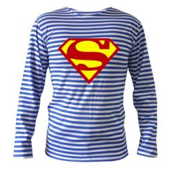 Купити Тільняшка з довгим рукавом Superman