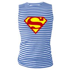 Купити Майка-тільняшка Superman