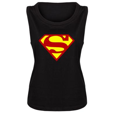 Купити Майка жіноча Superman
