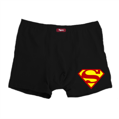 Купити Чоловічі труси Superman