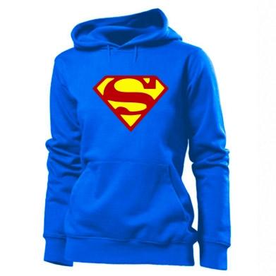 Купити Толстовка жіноча Superman