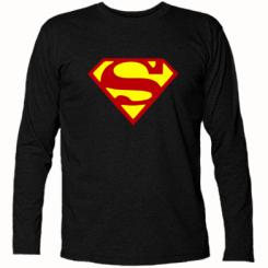 Купити Футболка з довгим рукавом Superman