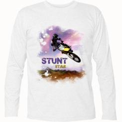 Футболка з довгим рукавом Suzuki Art Stunt Star