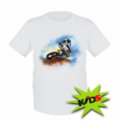 Дитяча футболка Suzuki Art
