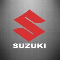 Купити Наклейка Suzuki