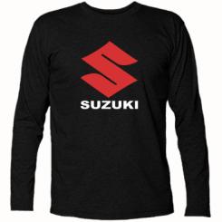 Купити Футболка з довгим рукавом Suzuki