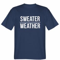 Футболка Sweater | Weather