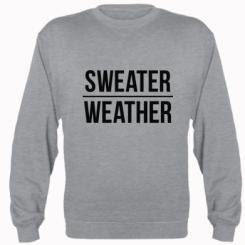 Реглан Sweater   Weather