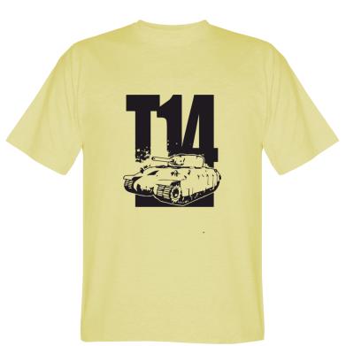 Футболка T-14 WOT
