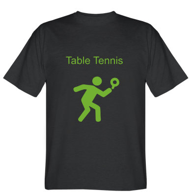 Футболка Table Tennis