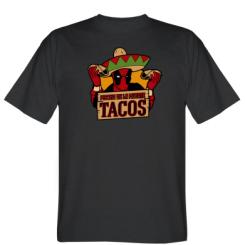 Футболка Tacos