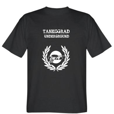 Футболка Tankograd Underground