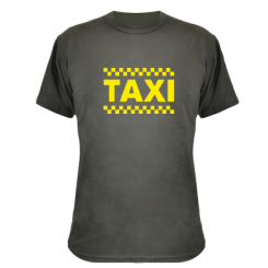 Купити Камуфляжна футболка TAXI