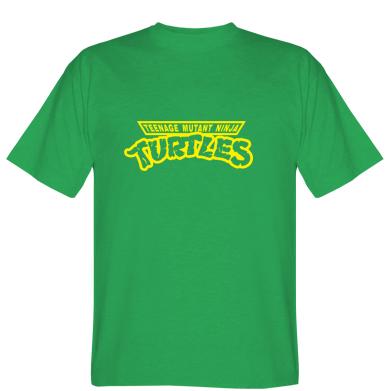 Футболка Teenage mutant ninja turtles