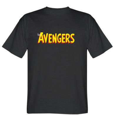 Футболка The Avengers Logo