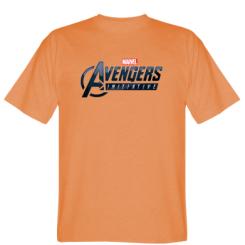 Футболка The Avengers