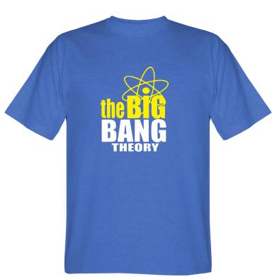 Футболка The Bang theory Bing