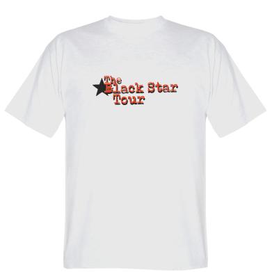 Футболка The Black Star Tour