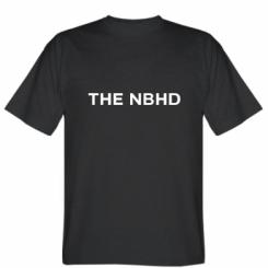 Футболка THE NBHD