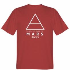 Футболка Thirty seconds to Mars