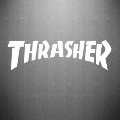 Наклейка Thrasher Logo