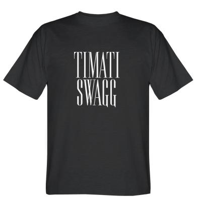 Футболка Timati Swagg