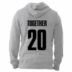 Толстовка Together since 1