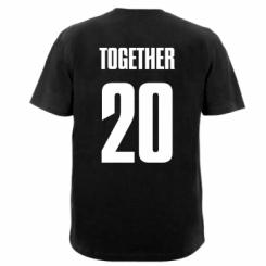 Футболка Together since 1