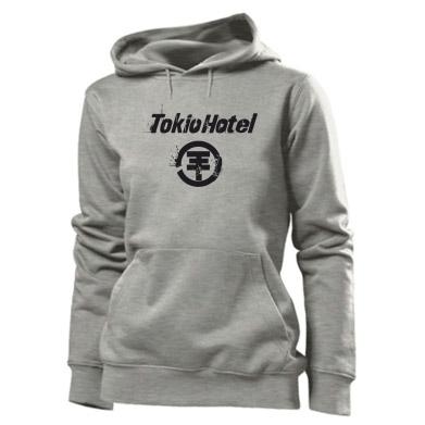 Толстовка жіноча Tokio Hotel