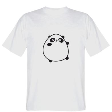 Футболка Товста панда