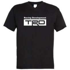 Купити Чоловічі футболки з V-подібним вирізом TRD