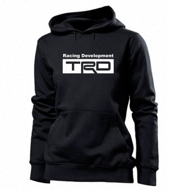 Купити Толстовка жіноча TRD
