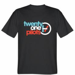 Футболка Twenty One Pilots Logo