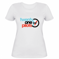 Жіноча футболка Twenty One Pilots Logo