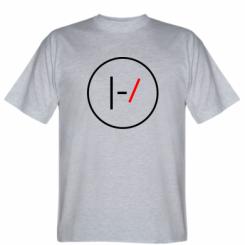 Футболка Twenty One Pilots Logotype