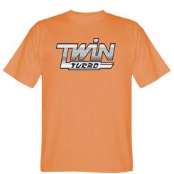 Футболка Twin Turbo