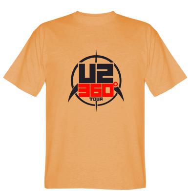 Футболка U2 360 tour