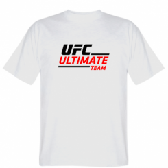 Футболка UFC Ultimate Team