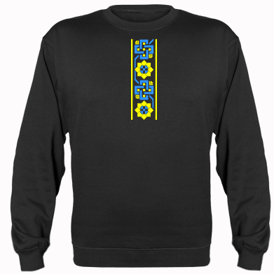 Реглан Украіінський орнамент
