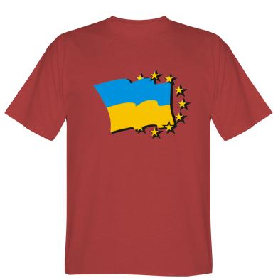 Футболка Україна=Європа