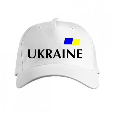 кепка UKRAINE FLAG