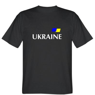 Футболка FLAG UKRAINE