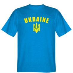 Футболка Ukraine + герб
