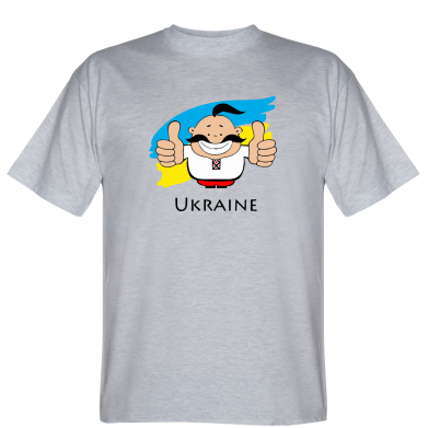 Футболка Ukraine kozak