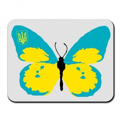 Купити Килимок для миші Український метелик